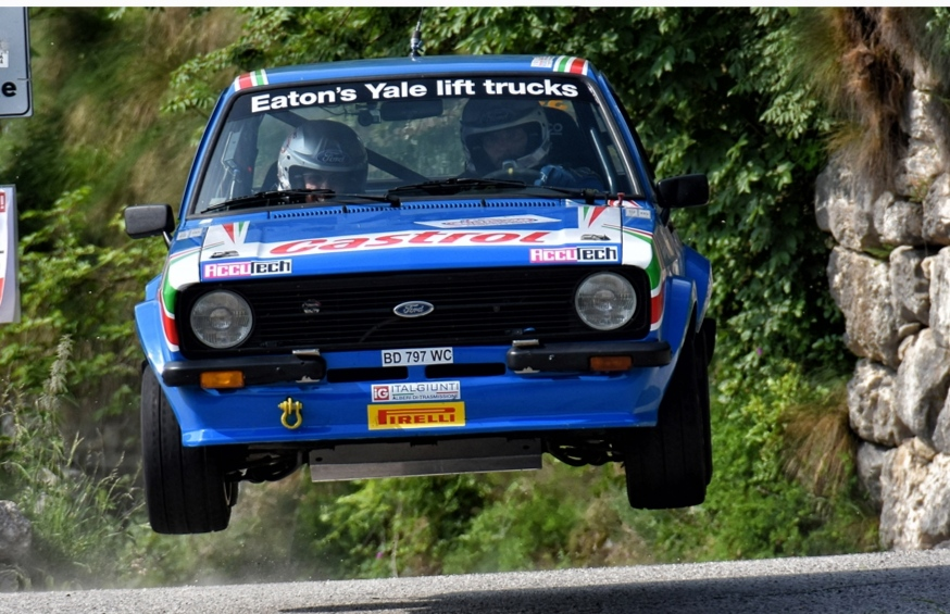Walter Anziliero, Ford Escort MKII RS 2000