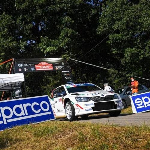 Gass Racing all'attacco del Rally 1000 Miglia