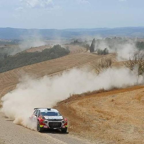 Gass Racing al via del 18° Rally dei Nuraghi e del Vermentino