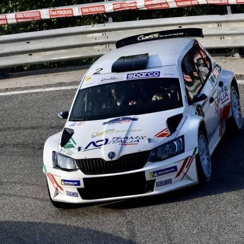 Al Rally Due Valli sfuma il sogno Gass Racing