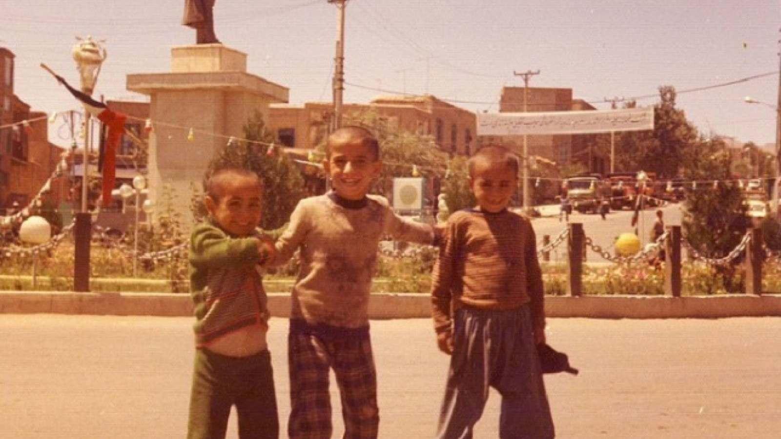محله های همدان