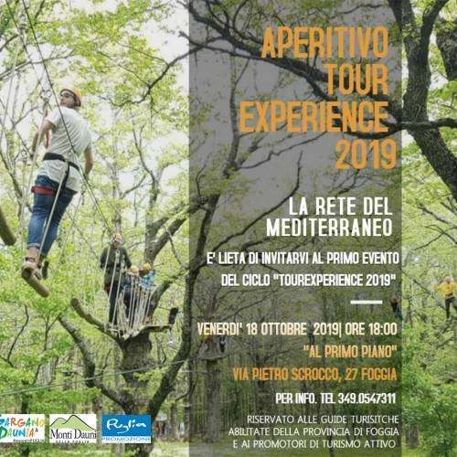 Aperitivo Tour Experience 2019