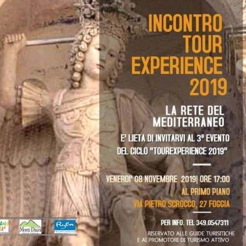 Tourexperience2019: Secondo incontro con le guide turistiche e i promotori di turismo attivo.
