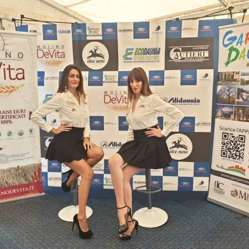Co-branding Ford Racing Gargano & Daunia