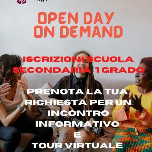 Open Day on demand