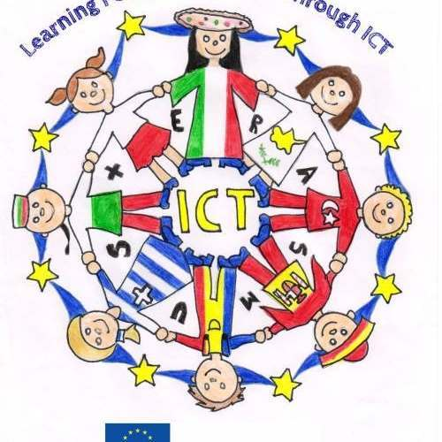 "PROGETTO ERASMUS KA219 ""Learning foreign language through ICT"""
