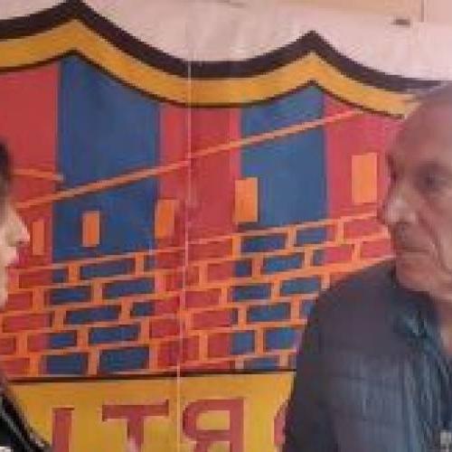Intervista a Zeman dopo l'amichevole tra il Calcio Foggia e lo Sporting Apricena