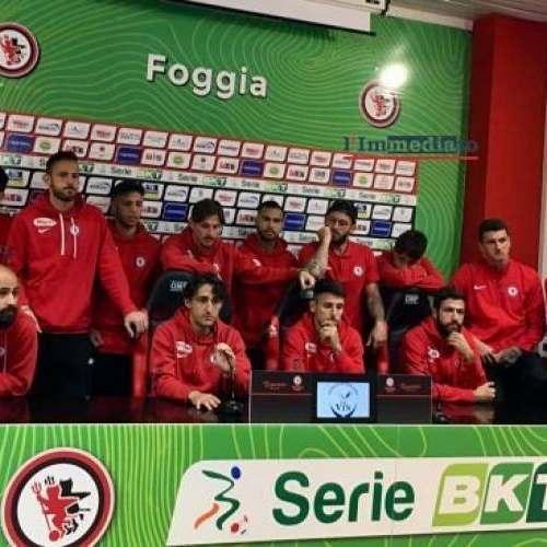 Foggia Calcio, svincolati tutti i calciatori