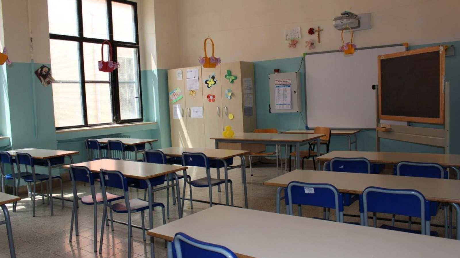 Aula scuola primaria