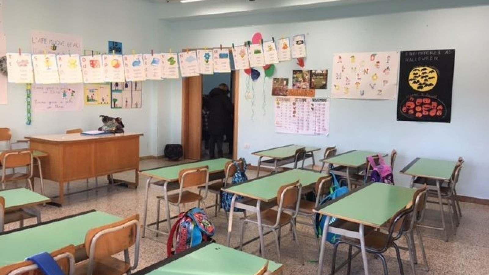 Aula di scuola primaria