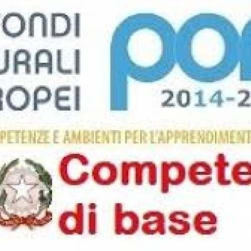 PON 2014-2020 Competenze di base
