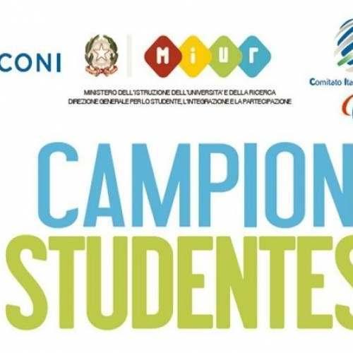 Campionati studenteschi 2018/2019