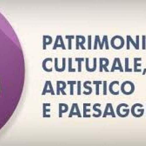 PON 2014-2020 Patrimonio Culturale